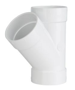 fitinguri instalatie aspirator central ramificatie 45