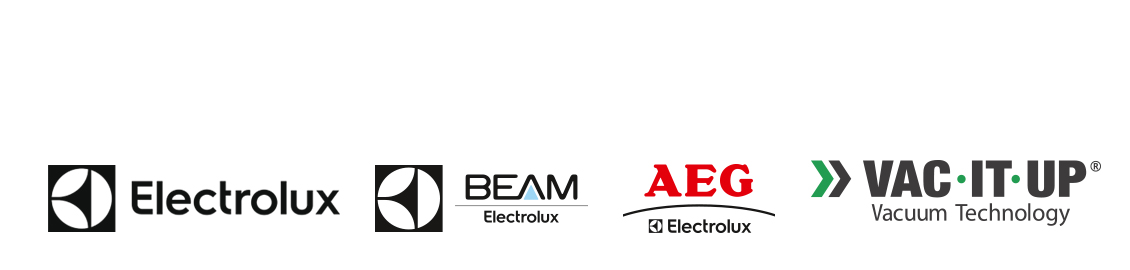 Parteneri de cooperare, Electrolux, BEAM, AEG, VAC IT UO